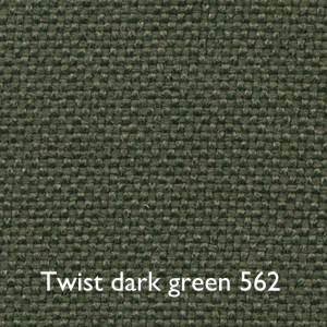Twist dark green 562