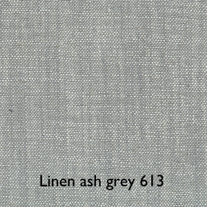Linen ash grey 613