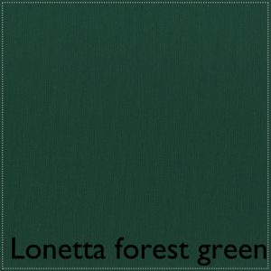 Lonetta Forest green 745