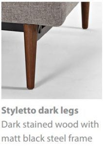 Styletto dark legs