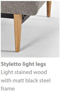 Styletto light legs