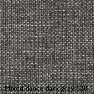 Mixed dance dark grey 520