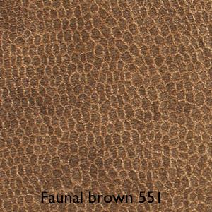 Faunal brown 551