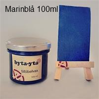 Marinblå Provburk 30ml