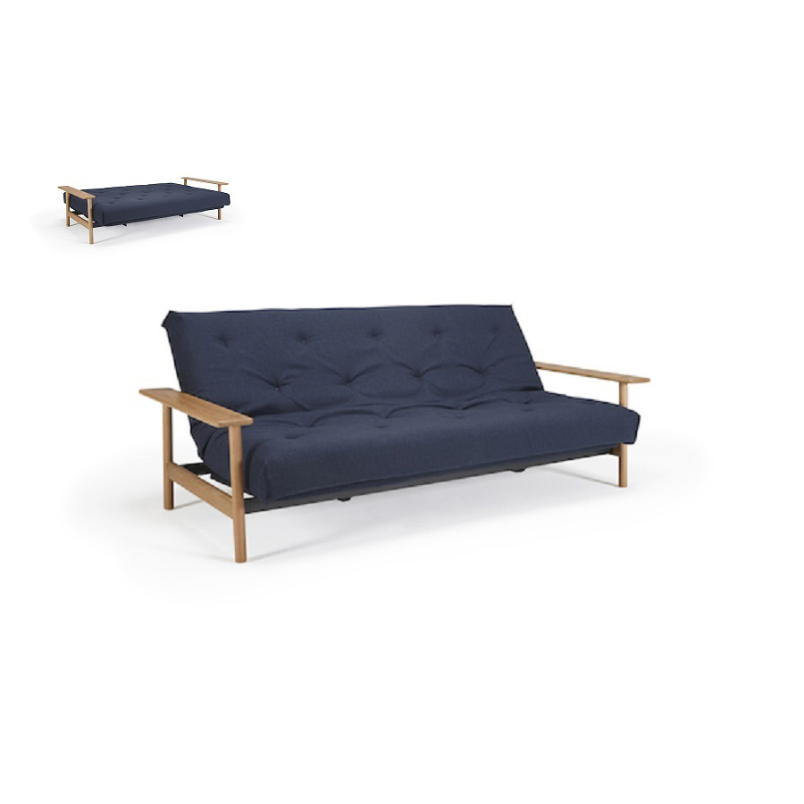 Toppen Balder 3-sits bäddsoffa från Danska Innovation Living IV-36
