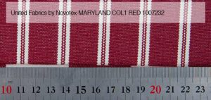 East coast collection Maryland 1 red