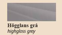 Högglans grå