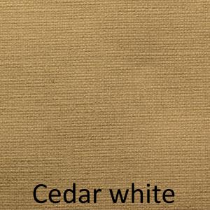 Cedar white