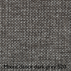 Mixed dance dark grey 520