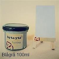 Blågrå / blue grey
