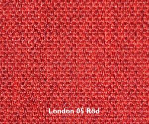London 05 Röd