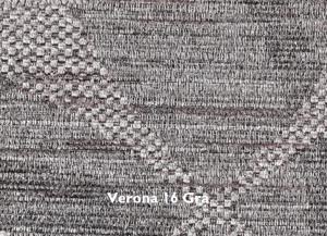 Verona 16 Grå
