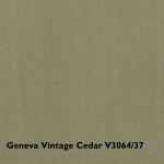 Geneva Vintage Cedar V3064/37