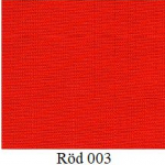 Cotton / bomull röd 003