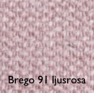 Brego 91 ljusrosa